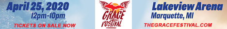 Get Tickets For Grace Festival in Marquette April 25th
