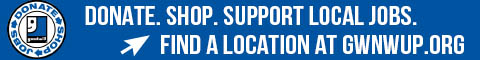 Donate and Shop at Your Goodwill to Support Local Jobs