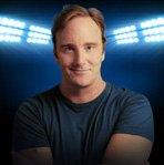 Jay Mohr Sprts from Noon to 3pm on Fox Sports Marquette - 105.1 and 99.9