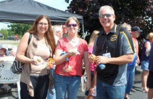 Member Appreciation Cookout at Honor Credit Union in Gwinn