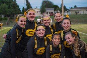 Gwinn Modeltowner's Cheer Squad! -Meet the Modeltowners 2015
