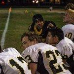 JV Football Boys from Gwinn High School during Meet the Modeltowners!