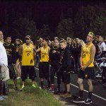 The Gwinn Cross County Team!