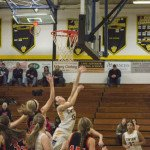 Gwinn ModelTowner Girls basketball was defeated by the Houghton Gremlins on Fox Sports Marquette 105.1 and 99.9 12/14/15