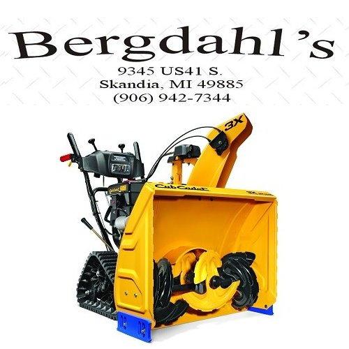 Call Bergdahl's at (906) 942-7344
