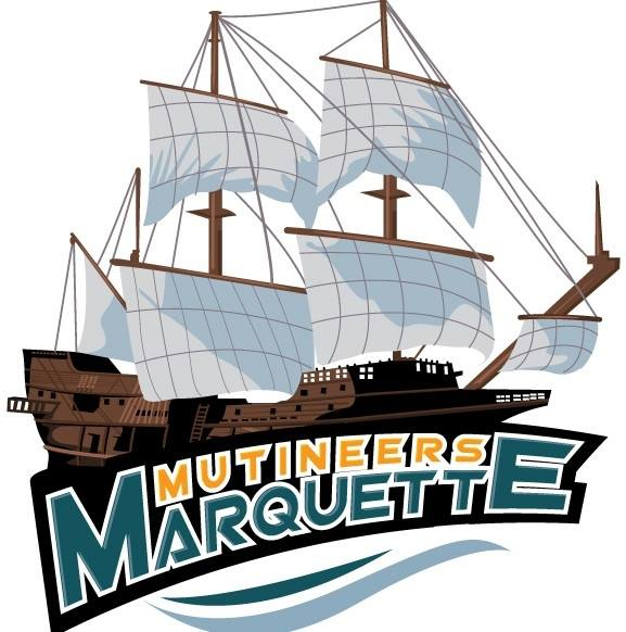 The Marquette Mutineers Hockey team