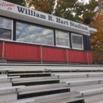 Hart Stadium Pressbox