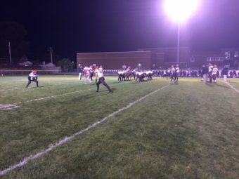 redmen-vs-maroons-redmen-offense-warming-up
