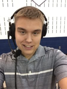 Jacob Ogea - Voice of Redmen Boys Basketball