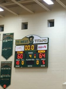 Final Game Score