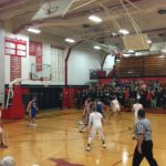 The Redmen defeat the Flivvers at Marquette Senior High School 51-32 on Good Time Oldies 97.5 GTO!