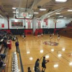 The Marquette Redettes defeated the Gladstone Braves 57-45 on Tuesday, January 17th on Good Time Oldies 97.5 GTO!