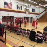 The Marquette Redettes defeat the Menominee Maroons in Menominee 60-44 on Good Time Oldies 97.5 GTO - Friday, January 27th, 2017.