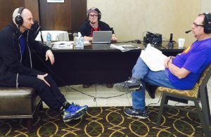JR and Friends Morning Show LIVE from Detroit