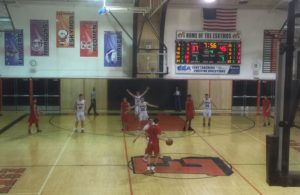 The Marquette Redmen take the win in overtime and defeat the Escanaba Eskymos 67-57 on Good Time Oldies 97.5 GTO and GTO.FM! Way to go!