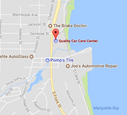 Find Quality Car Care on Google Maps