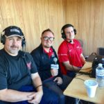 Pete, Ryan, Luke getting ready to call them game.