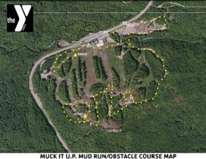 See the full Muck It U.P. course on Marquette Mountain.