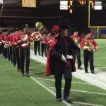 The band was loud tonight!