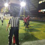 A Redmen touchdown!