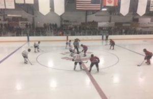 Marquette Redmen Hockey VS Escanaba Eskymos on Fox Sports Marquette 105.1
