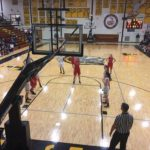 Marquette hits a free throw