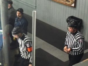 Redmen v Copper Kings Referees
