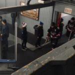 Marquette Redmen take the ice