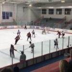 The Marquette Redmen defeated Flint Powers 5-3 at the Sault. Ste Marie Showcase.