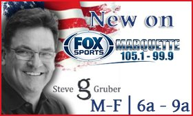 Steve Gruber Show on from 6a-9a