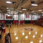 Marquette's Junior Varsity team dominated Escanaba's JV team