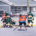 Thanks to the Marquette Mutineers and NMU Hockey Club for coming out and playing a game at Lions Field.