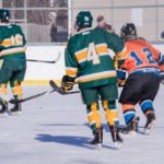 Help raise money to put a roof over the ice rink at Lions Field.