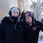 Luke Ghiardi and Ryan Ranguette reporting live at Lions Field