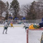 Thanks to the Marquette Charter Township for letting the NMU Hockey team play at Lions Field.