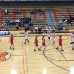 The Marquette Redettes were defeated by the Houghton Gremlins in Houghton 55-61 on Good Time Oldies 97.5 GTO