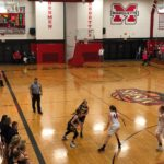 Marquette Redmen Girls Basketball VS Negaunee Miners on Fox Sports Marquette 105.1 and GTO 99.9