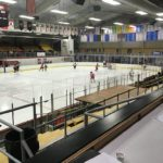 The Marquette Redmen and the Houghton Gremlins at Lakeview Arena
