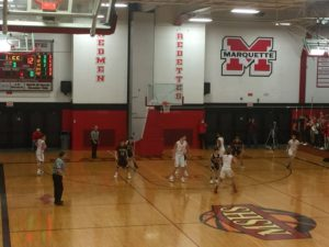 Marquette Redmen Square off with the Maroons