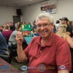 Crossroads Mini-Mart donated $25 gas cards!