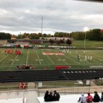 The Redmen will take on the Gladstone Braves for their final home game of the season.