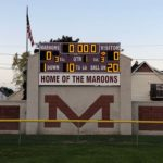 The Marquette Redmen take on the Menominee Maroons.