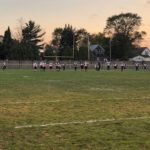 The Marquette Redmen take on the Menominee Maroons on a crisp October evening.