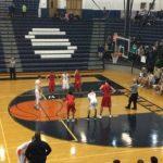 Marquette Redmen Boys Basketball got started against the Brighton Bulldogs.