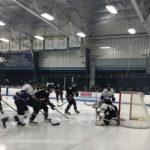 Marquette Redmen Hockey took on Utica Eisenhower.