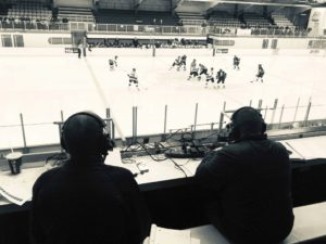 John and Joe bring you all the Marquette Redmen hockey action on FoxSportsMarquette, 97.5 GTO-FM, and 103-FXD!