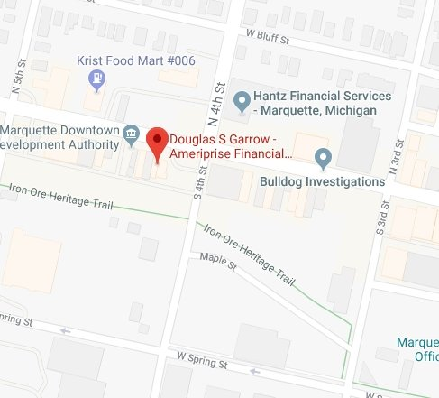 Find Ameriprise Financial - Doug Garrow on Google Maps