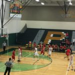 Marquette took on the Green Bay Preble Hornets.