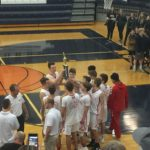 The Marquette Redmen defeated the Petoskey Northmen to win the tournament.