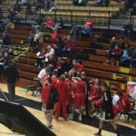 The Redmen nearly stopped the Trojans tonight on Fox Sports Marquette 105.1-99.9.